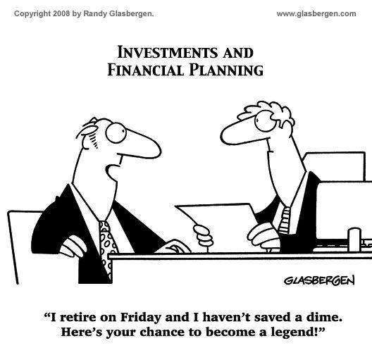 bb6ef7a86228f42925940429f411f8b5--work-humour-financial-planner